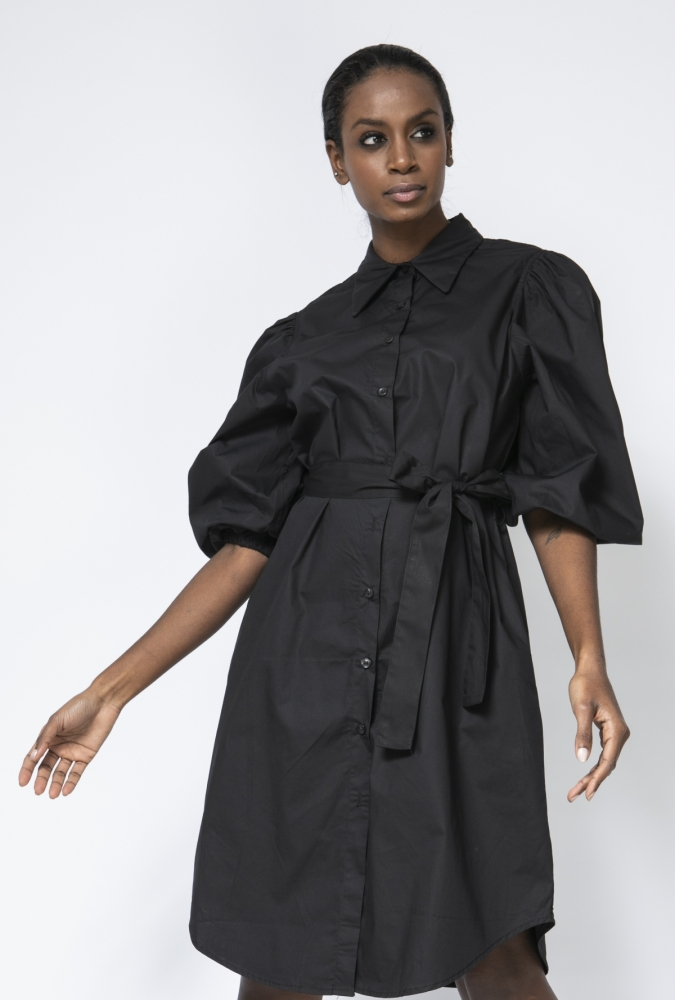 NEW Φόρεμα shirt dress βαμβακερό