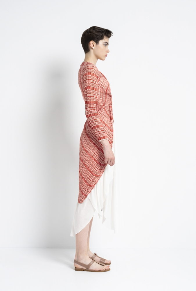 Ioanna Kourbela - Striped Archetypes ζακέτα 2550