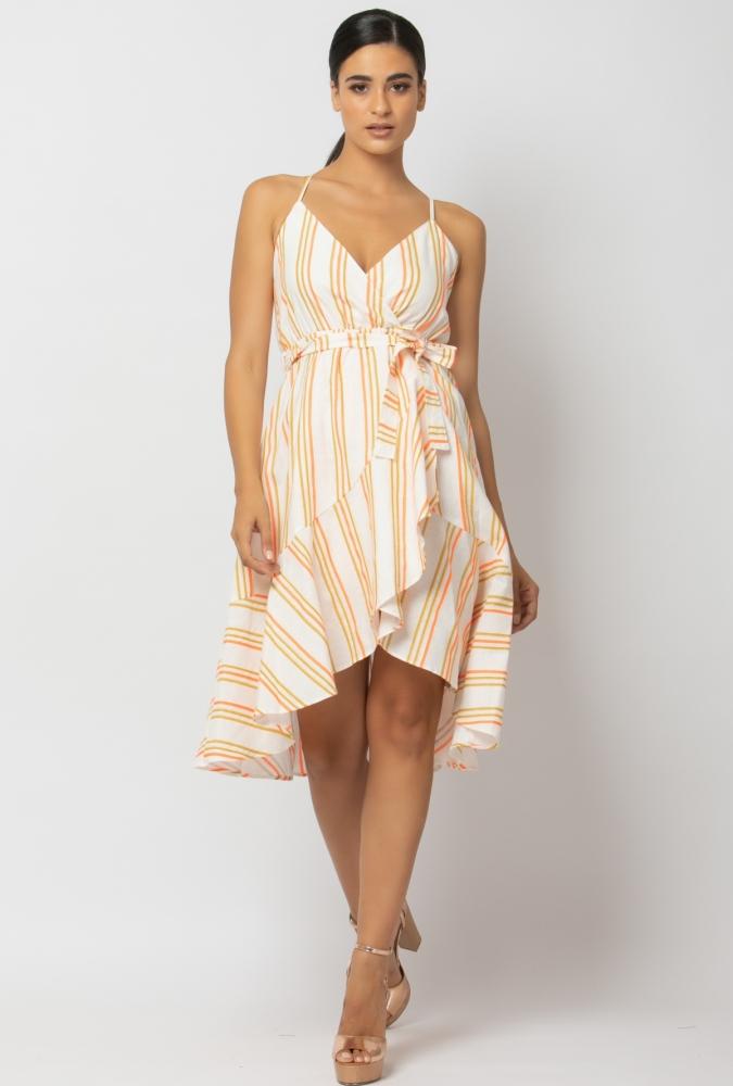 KENDALL & KYLIE - Φόρεμα βαμβακερό