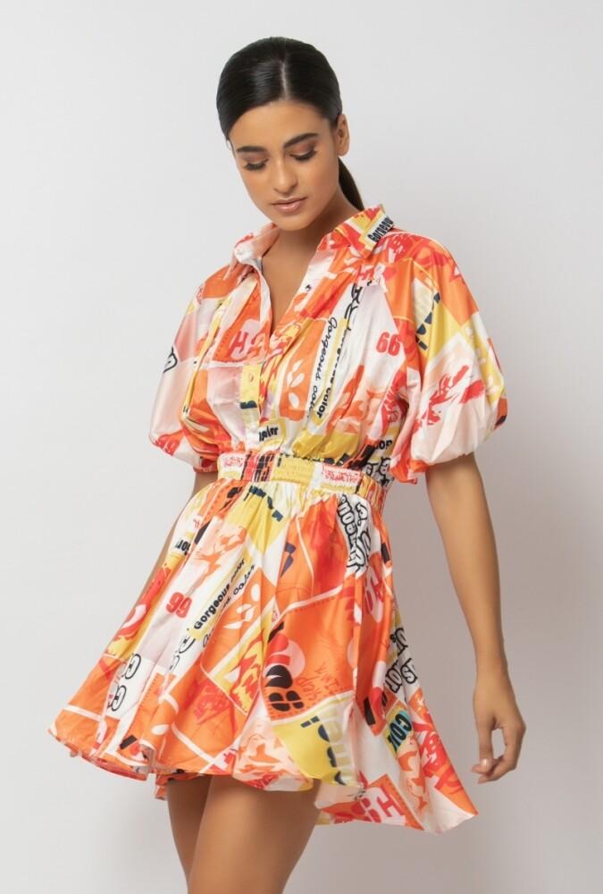 NEW Φόρεμα μίνι